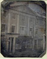 Bank of Cumberland Building, Portland, ca. 1845