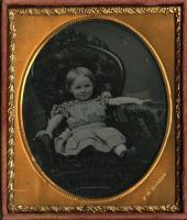 Portrait of Sadie O. Gould, ca. 1856