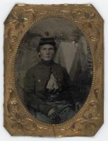 Union soldier, ca. 1863