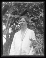 Eleanor Roosevelt, Mount Vernon, ca. 1930