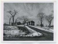 Crosby Farm on Payne Road, South Portland, ca. 1947