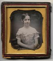 Sarah Sullivan Richards, ca. 1850