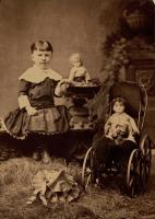 Florence Jewett, Norridgewock, ca. 1885