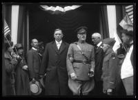 General Pershing's visit to Portland, 1920