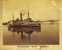 Steamer 'Katahdin,' 1886