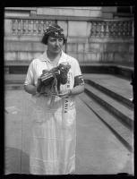 Pennyslvania NFBPW delagate, Virginia L. Montgomery, Portland, 1925