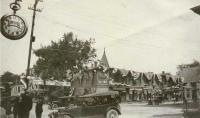 Main and State streets, Presque Isle, 1920