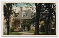 William King's Stonehouse Farm, Bath, ca. 1920