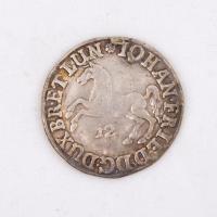 German Schilling coin, Castine, 1667