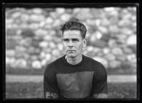 Mal Morrell, Bowdoin football captain, Brunswick, 1923