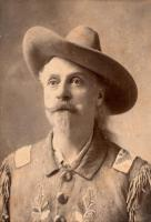 Buffalo Bill Cody, ca. 1887