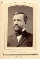 Andrew Hawes, Deering, 1880