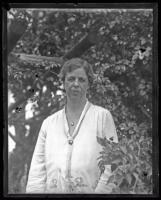Eleanor Roosevelt, Mt. Vernon, ca. 1930