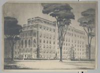 Maine General Hospital, Portland, ca. 1927