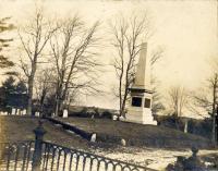 Governor King monument, Bath, ca. 1903