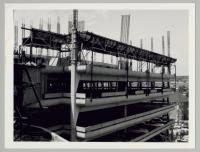 Additional floors to the Maine Medical Center parking garage, Portland, ca. 1983
