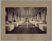 Women's ward at Maine General Hospital, Portland, 1890
