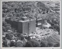Richards Wing at Maine Medical Center, Portland, 1968