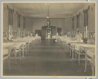 Maine General Hospital Ward B, Portland, ca. 1920