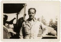 PFC Dawson Carney, North Yarmouth, 1942