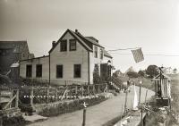 Post Office, Monhegan, 1921