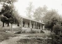 Dining Hall, Sunset Lodge and Camps, Jefferson, ca. 1930