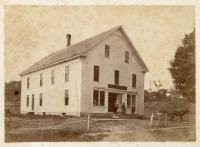 Eli B. Bean's Store, Brownfield, ca. 1890