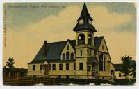 Congregational Church, Fort Fairfield, ca. 1930