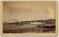 Steam tug Margueritte, Kennebunkport, 1893
