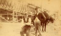 David Clark, William Gould, Kennebunkport, 1901