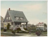 Shingled craftsman cottage, 20 Adelbert St., South Portland, ca. 1920s