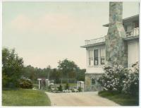 Garden, Sylvan Site, South Portland, ca. 1920s
