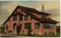 Spanish villa, 140 Clifford Street, South Portland, c. 1920s