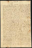 Indenture for Ebenezer Dunton, April 7, 1794