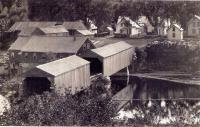 Twin Covered Bridges, Abbot