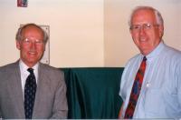 Plumb and Burleigh, founders of FOKO