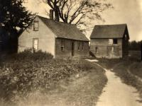Emery Hill house, Fairfield, ca. 1900