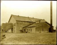 Gilbertville steam lumber milll, 1906