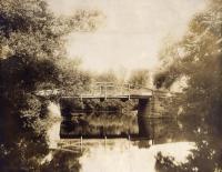 Stroudwater River Bridge, Portland, ca. 1910