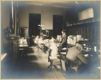 Secretary of State's office, Augusta, ca. 1913