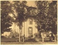 Home of Richard H. Davis, Bridgton, ca. 1890