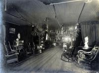 Rocking chairs, Atherton Furniture Co., Waterville, ca. 1910