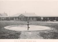Bangor and Aroostook Railroad Station in Presque Isle