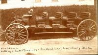 Taber custom built buckboard, Houlton, 1898
