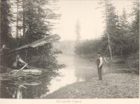 Caribou Stream, ca. 1890