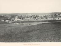 View of Caribou from the Southeast, ca. 1890