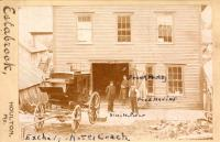 Taber Wagon Factory