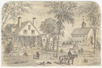 Cove Cottage, former residence of Dr. Tewskbury, Deering, ca. 1875
