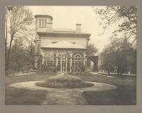 John Bundy Brown's home,