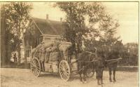 Taber Wagon, Houlton, ca. 1909